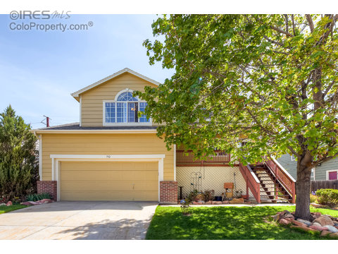 752 Bluegrass Dr, Longmont in Boulder County, CO 80503 Home for Sale